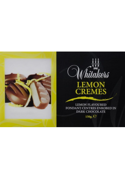 whitakers lemon cremes