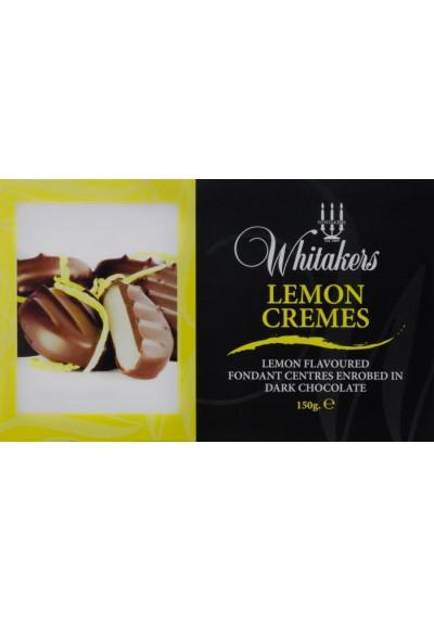 whitakers lemon cremes