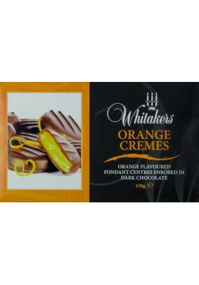 whitakers orange cremes