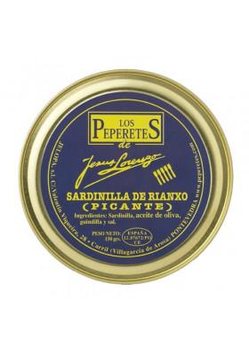 Sardinilla picante Los Peperetes