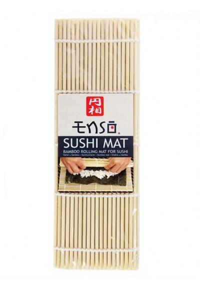 Sushi mat bambú