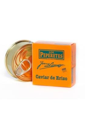 Caviar de erizo Los Peperetes
