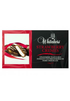 Whitakers strawberry cremes