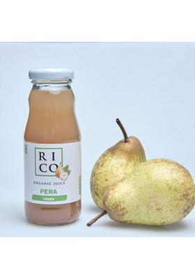 zumo de pera Rico