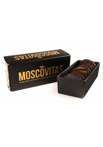 Moscovitas chocolate negro 160gr