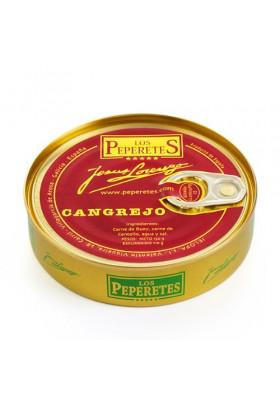 Cangrejo gallego Los Peperetes